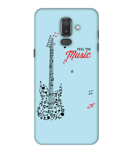 Samsung Galaxy J8 Music mobile cover