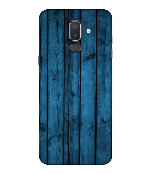 Samsung Galaxy J8 Bluwood mobile cover