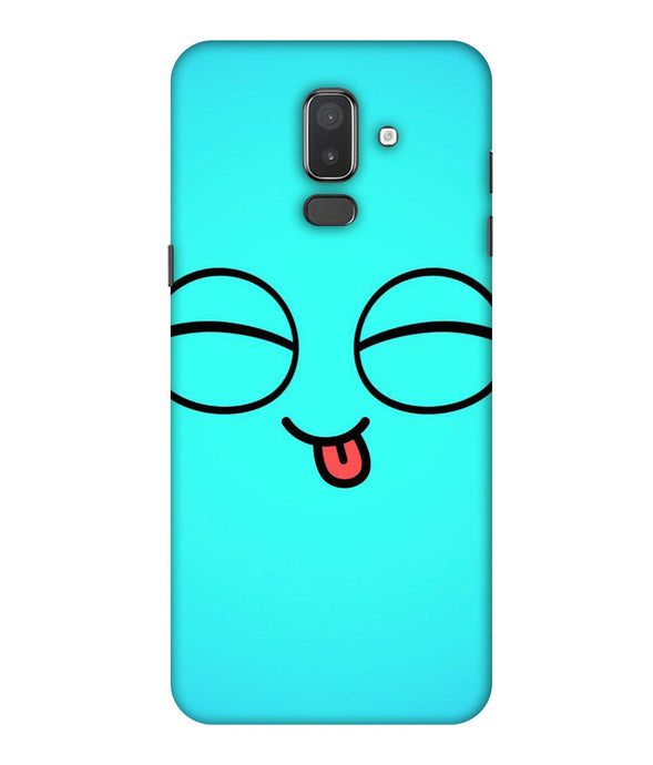 Samsung Galaxy J8 Cute mobile cover