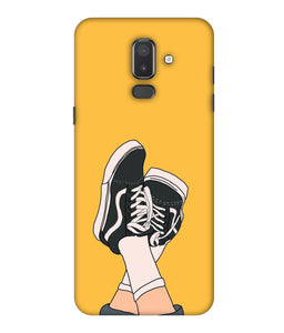 Samsung Galaxy J8 Shoes mobile cover