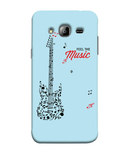 Samsung J3 Music Mobile Cover