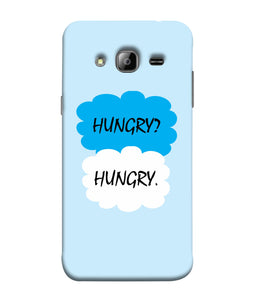 Samsung J3 Hungry mobile cover