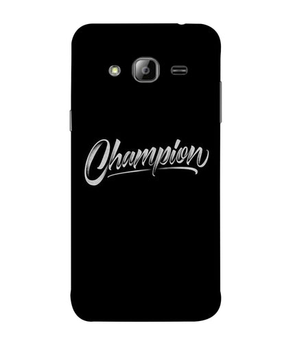 Samsung J3 Champion Mobile Cover