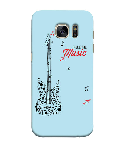 Samsung Galaxy S7 Music Mobile Cover