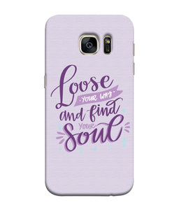 Samsung Galaxy S7 Soul Mobile Cover