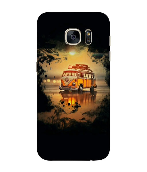 Samsung Galaxy S7 Sunset Mobile cover