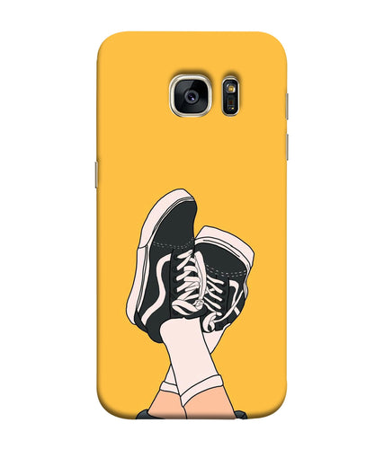 Samsung Galaxy S7 Shoes Mobile cover