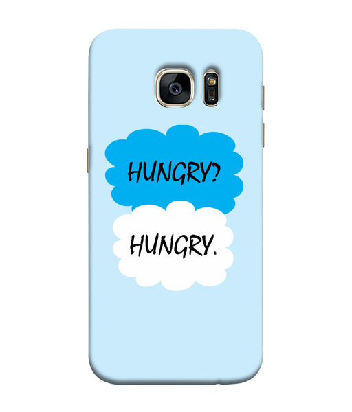 Samsung Galaxy S7 Hungry Mobile cover