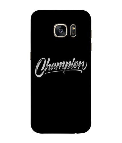 Samsung Galaxy S7 Champion Mobile Cover