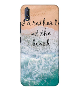 Vivo V11 Pro Beach Mobile Cover