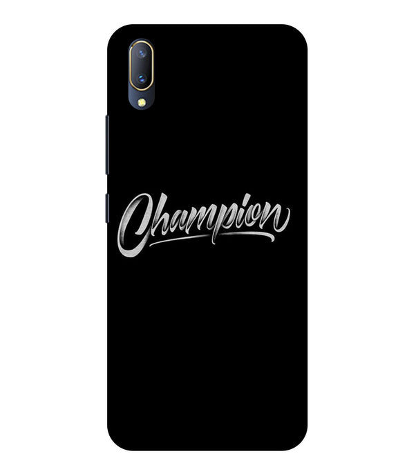 Vivo V11 Pro Champion Mobile Cover