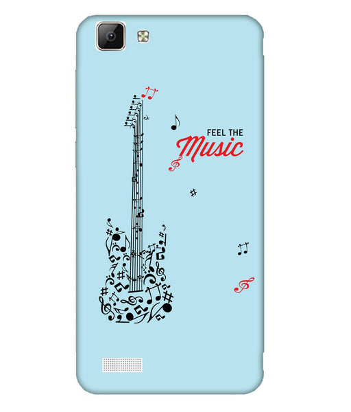 Vivo V1 Music Mobile Cover