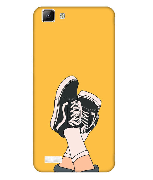 Vivo V1 Shoes Mobile Cover