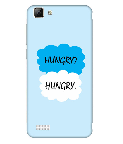 Vivo V1 Hungry Mobile Cover