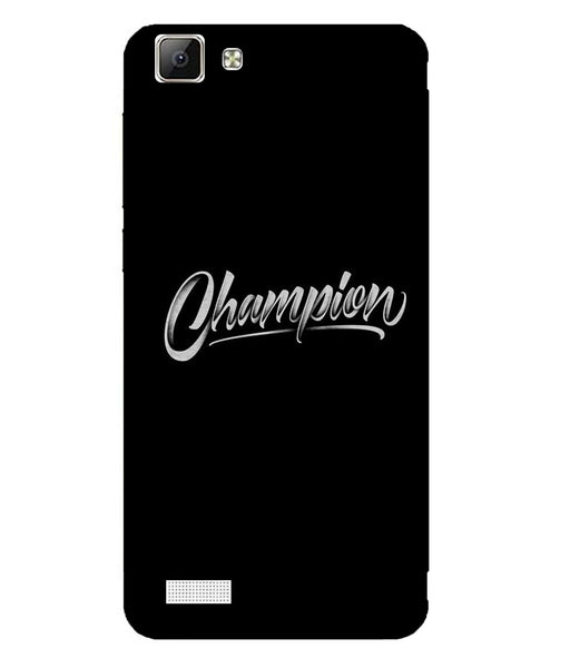 Vivo V1 Champion Mobile Cover