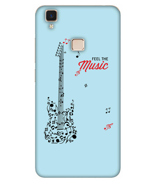 Vivo V3 Music Mobile Cover