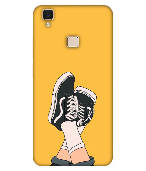 Vivo V3 Shoes Mobile cover