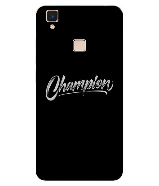 Vivo V3 Champion Mobile Cover