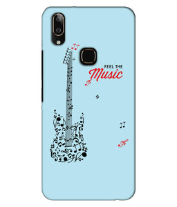 Vivo V9 Music Mobile Cover
