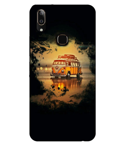 Vivo V9 Sunset mobile cover
