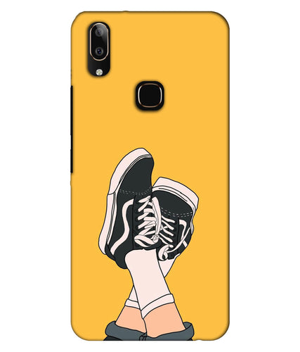 Vivo V9 Shoes mobile cover
