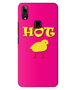Vivo V9 Hot Chick Mobile Cover