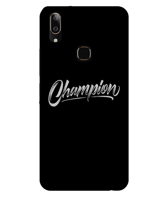 Vivo V9 Champion Mobile Cover