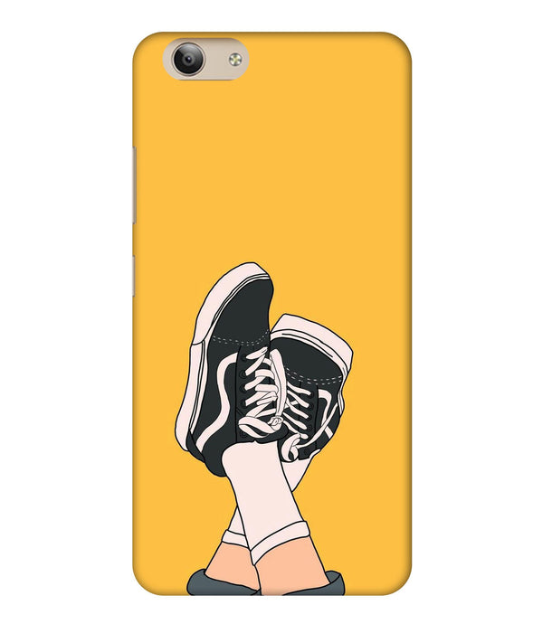 Vivo Y53i Shoes Mobile Cover