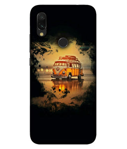 Redmi 7 Sunset Mobile Cover