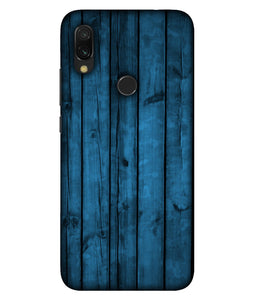 Redmi 7 Bluwood Mobile Cover
