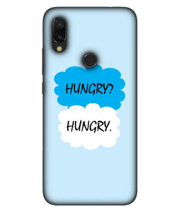 Redmi 7 Hungry Mobile Cover