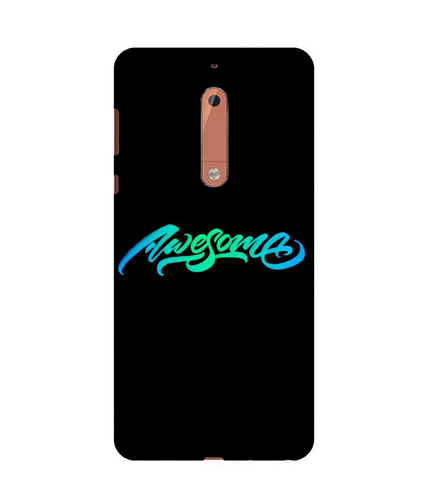 Nokia 5 Awesome Mobile Cover