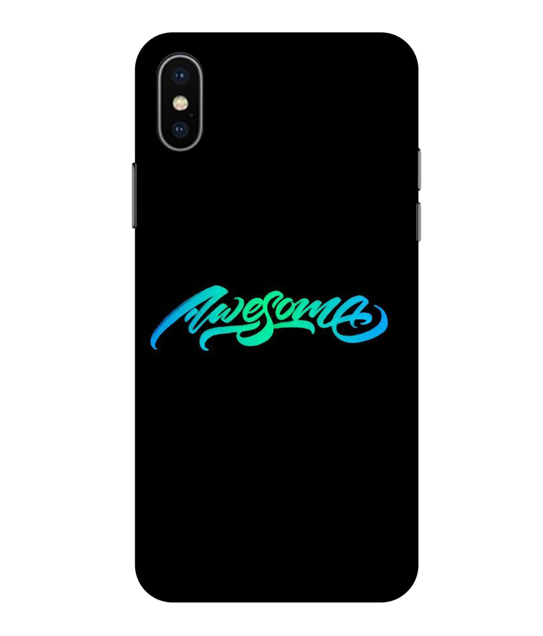 Apple Iphone Xs Max Awesome Mobile cover