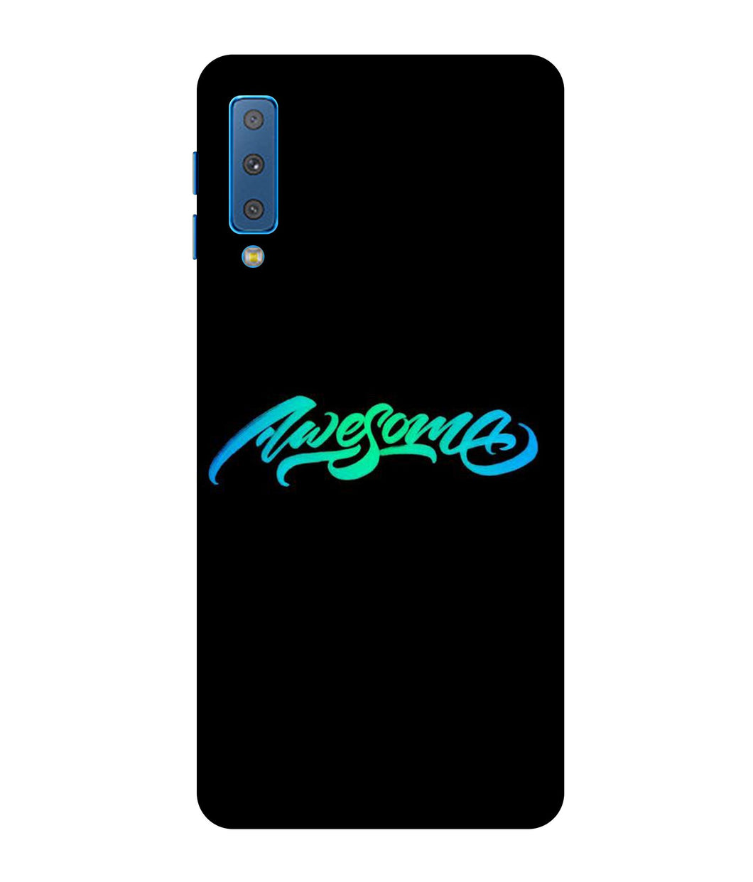 Samsung Galaxy A7-2018  Awesome Mobile cover