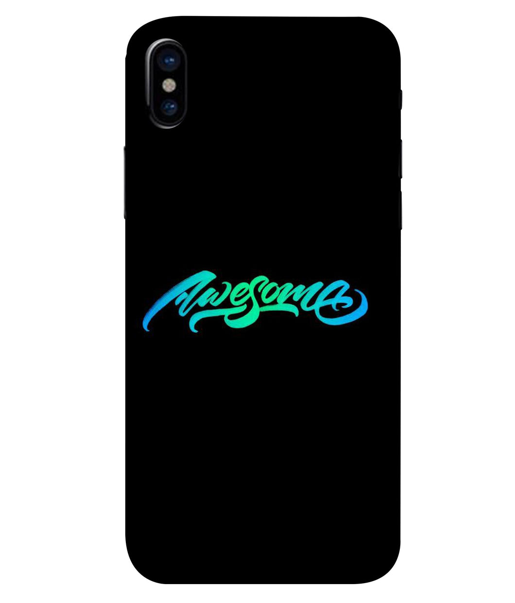 Apple Iphone X Awesome Mobile cover