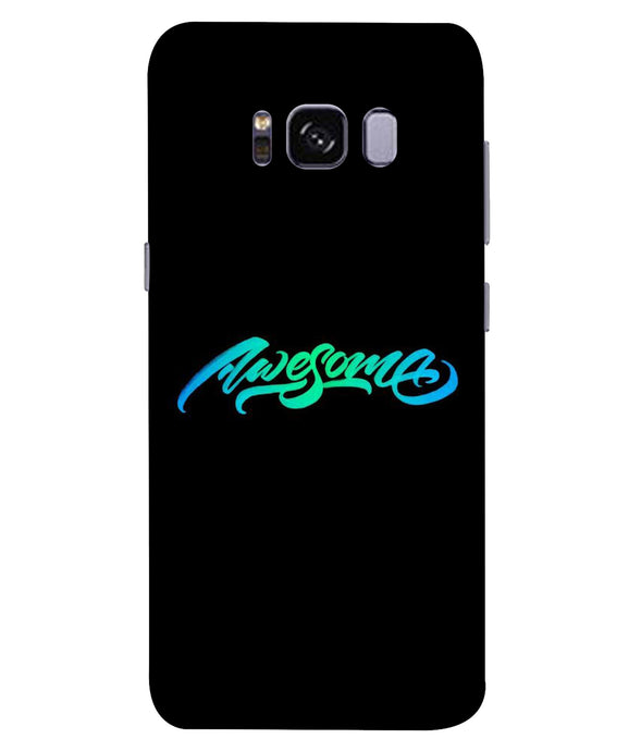 Samsung Galaxy S8 Plus Awesome Mobile cover