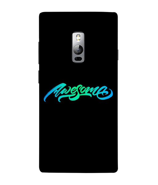 One Plus 2 Awesome Mobile cover