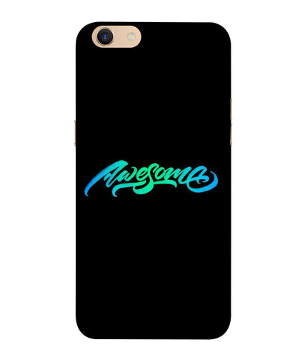 Oppo A 83 Awesome mobile cover