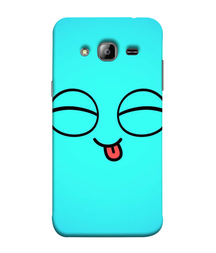 Samsung J3 Cute mobile cover