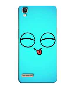 Oppo F1 Cute mobile cover
