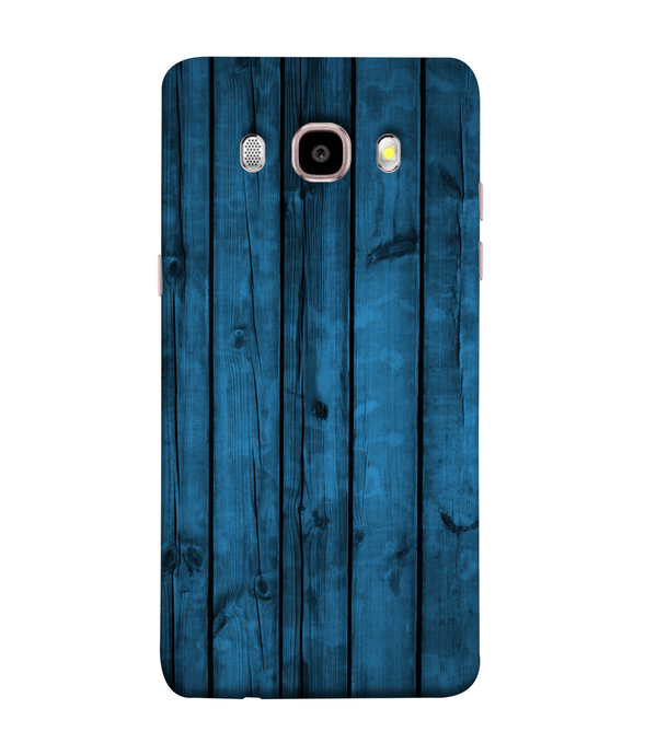 Samsung Galaxy J7-2016 Blue Woods Mobile cover