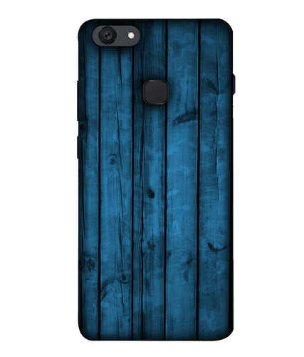 Vivo V7 Blue Woods Mobile cover