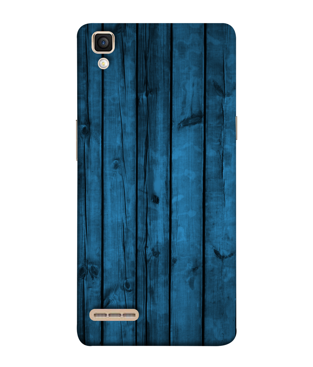Oppo F1 Bluewood mobile cover