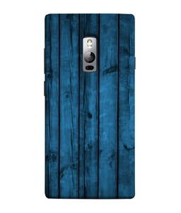 One Plus 3 Blue woods Mobile cover