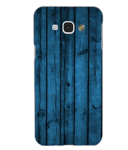 Samsung Galaxy A8 Bluewood mobile cover