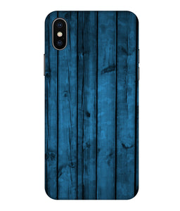 Apple Iphone Xs Max Bluewoods Mobile cover