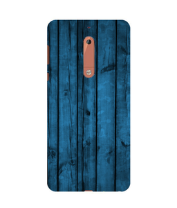Nokia 5 Blue Woods Mobile Cover