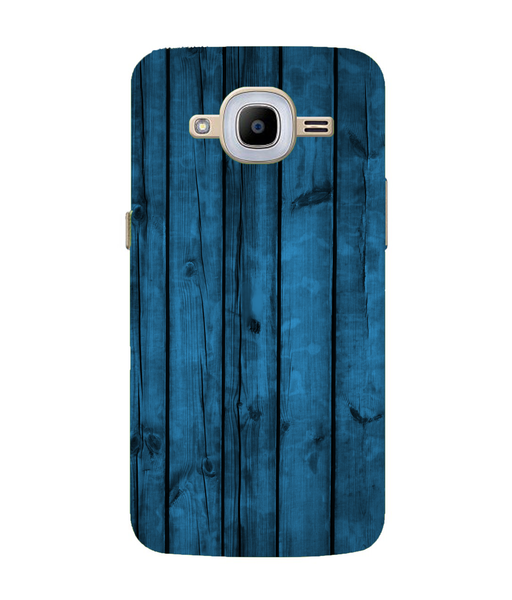 Samsung Galaxy J2-2016 Blue Woods Mobile cover