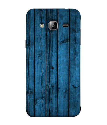 Samsung J3 Bluewood mobile cover