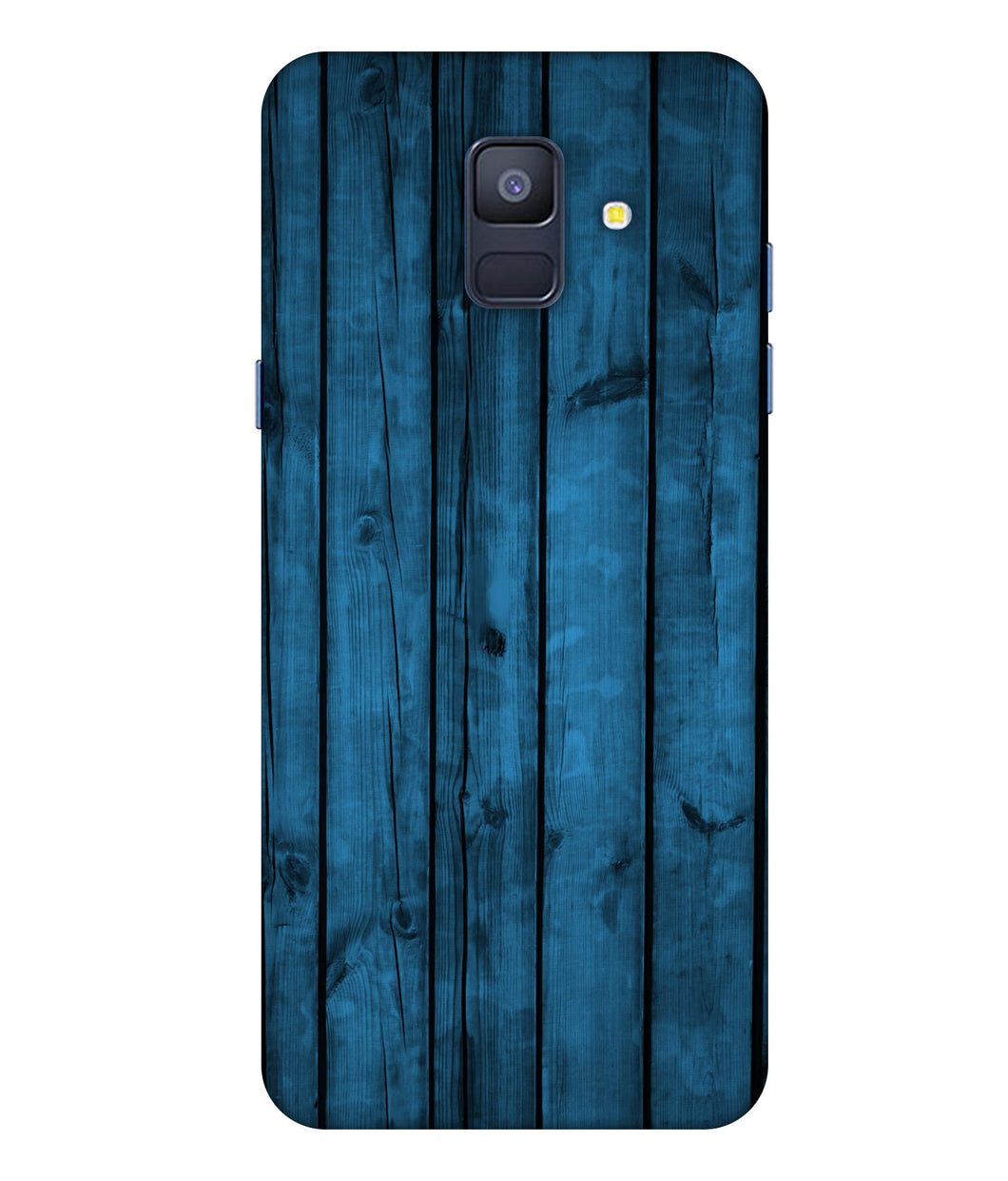 Samsung Galaxy A8 Plus Blue Woods Mobile cover
